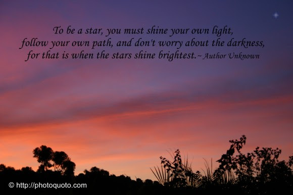 Quotes About Shine Your Star 23 Quotes