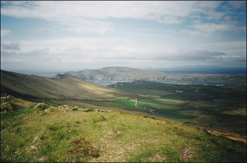 Somewhere in Ireland in the 90's