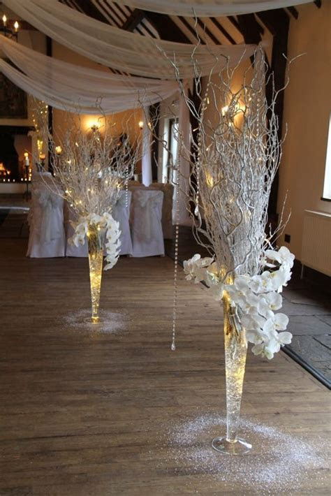 1000  images about Birch Branches Wedding Flowers on