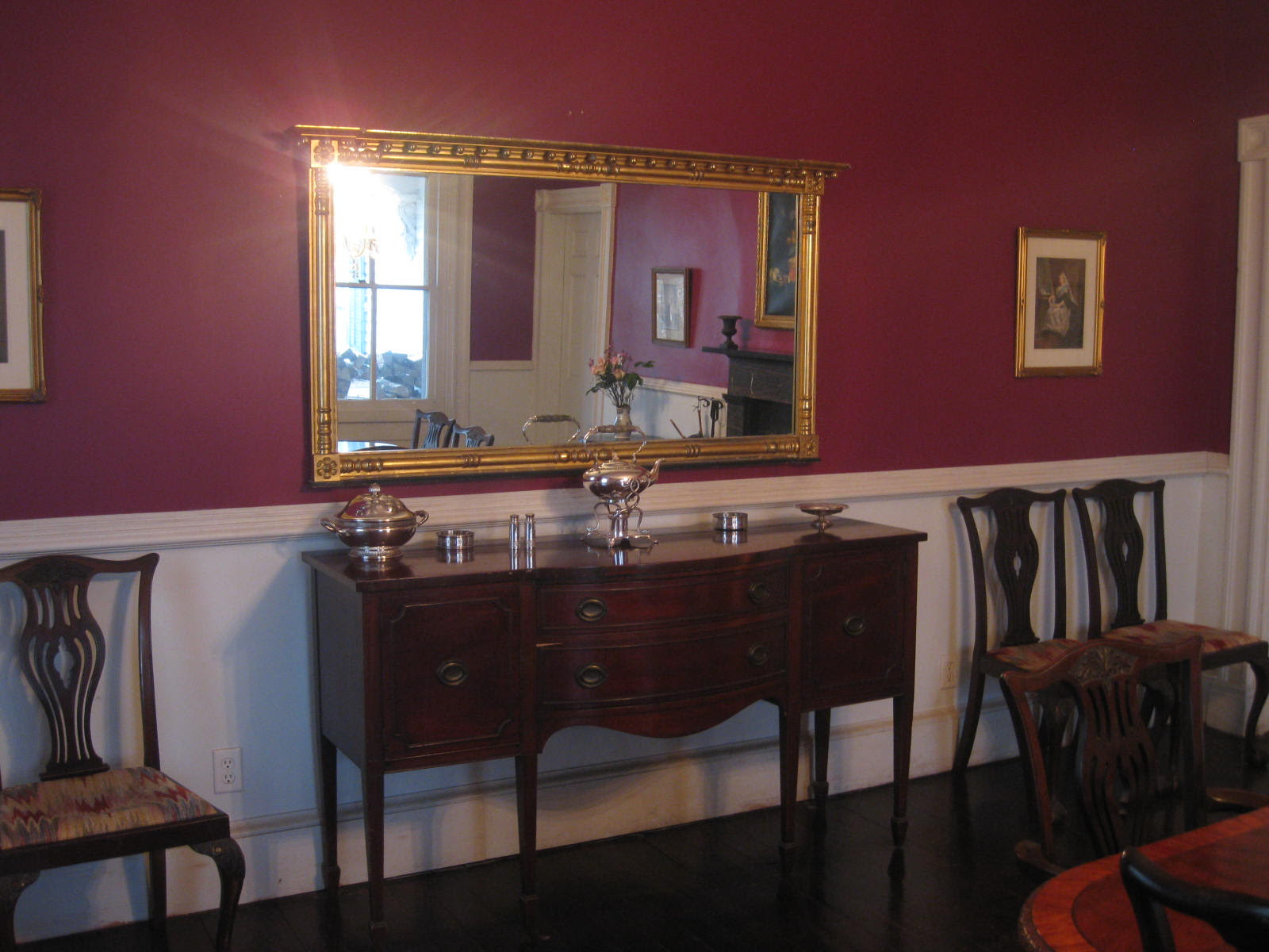 House Tour, Part 4: The Dining Room
