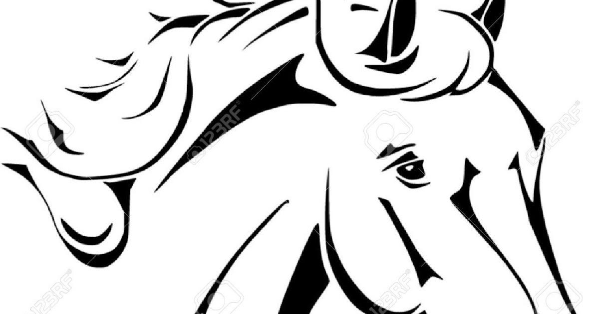 ausmalbilder pferdekopf  337 ausmalbilder pferde zum