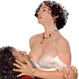 Bocca nella bocca, lingua nella lingua, bacio nel bacio: una perversione sessuale