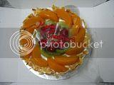 这就是我最喜欢的水果蛋糕!!
