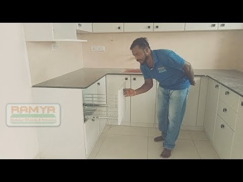 Ramya Modular Kitchen,  Our Client  Mr.  A. Velmurugan  Arunachalam Orag...