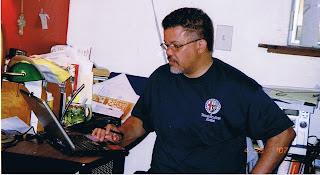 Jamaican writer Geoffrey Philp