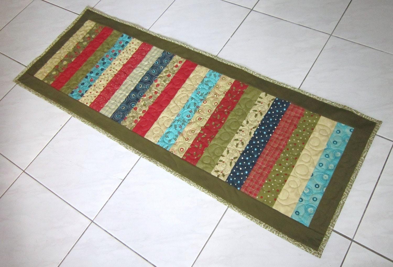 Modern Table Runner Quilt Patterns Brokeasshome Com