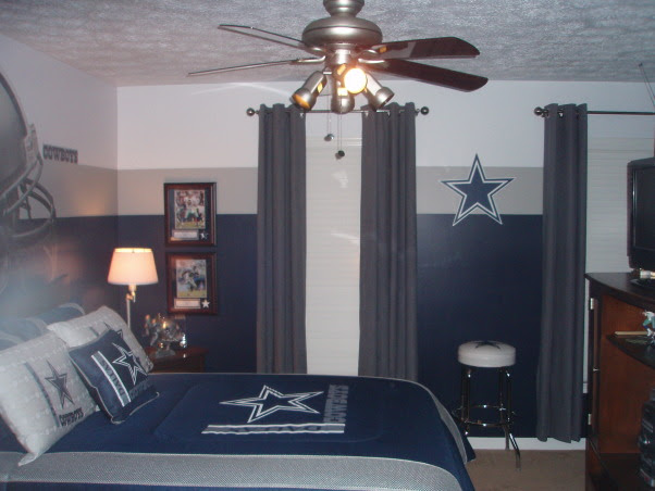 Kids Bedrooms Organize And Decorate Everything Dallas Cowboys Game