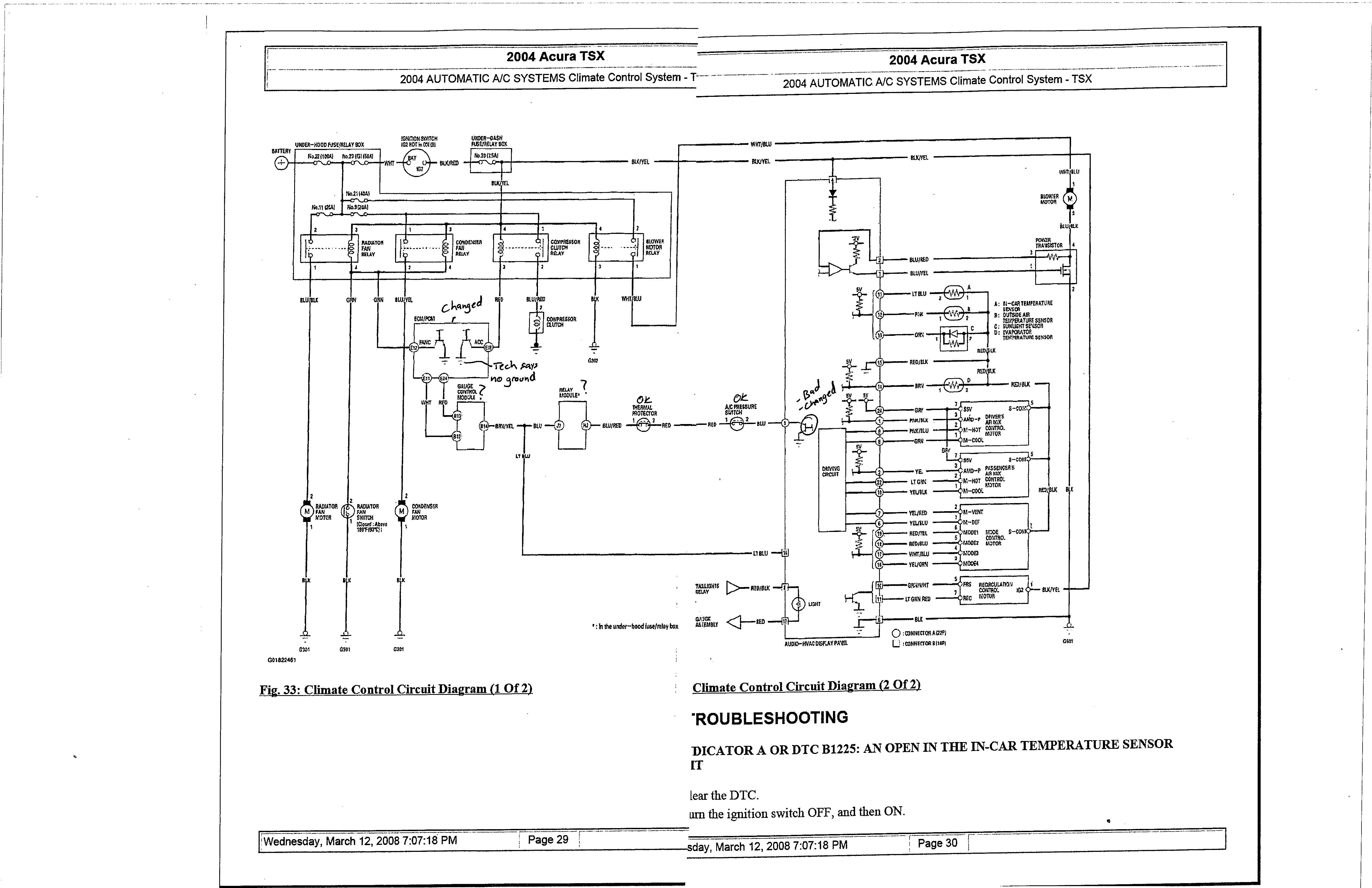 Wiring Diagram For 2004 Acura Tsx Hp Photosmart Printer