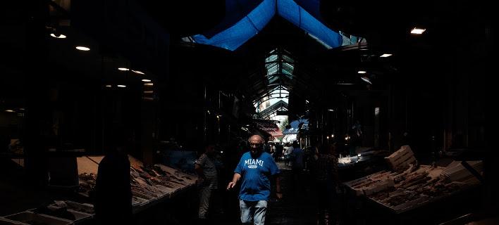 Αναδιανομή φτώχειας /Φωτογραφία Αρχείου: Konstantinos Tsakalidis / SOOC