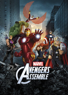 Marvel's Avengers Assemble - Season 1