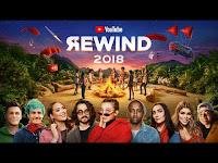Youtube Rewind 2018 Panen Dislike dan Protes Netizen