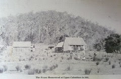 Along the Old North Road: Franz Homestead 1891
