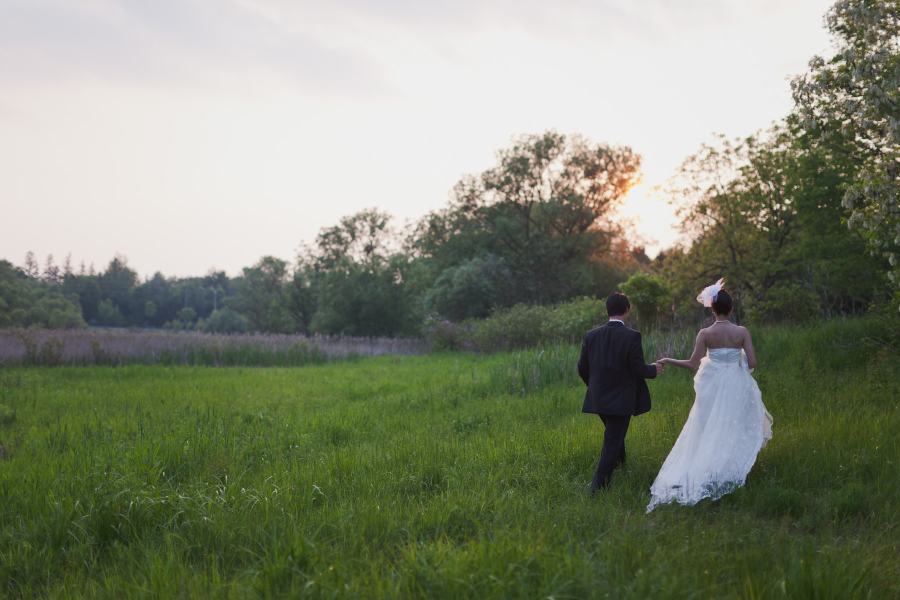 Wedding Portraits  { Bill + Livian }
