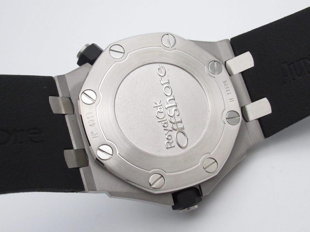 JF Diver 15703 Case Back