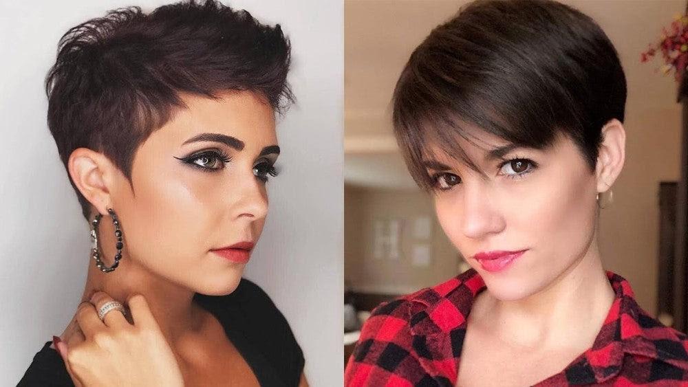11 Model Rambut Pendek Wanita Terbaru 2021 Cantik Menawan
