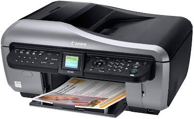 Canon MX7600 multi-function inkjet printer - Review