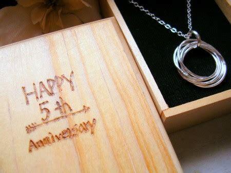 Wedding Anniversary Gift Box ? Jewelry Making Journal