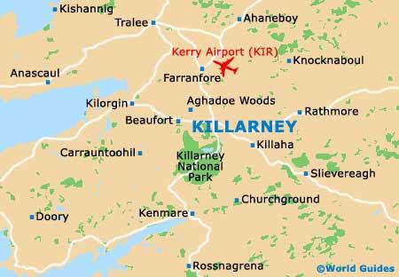 Resultado de imagem para Killarney, Co. Kerry, Irlanda