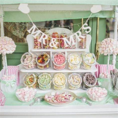 25 Adorable Candy Bar Ideas For Your Wedding   Weddingomania