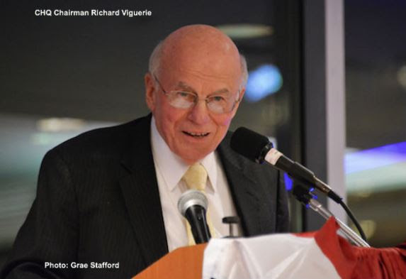CHQ Chairman Richard A. Viguerie