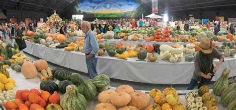 The National Heirloom Expo: Demo Gardens & Food Fair