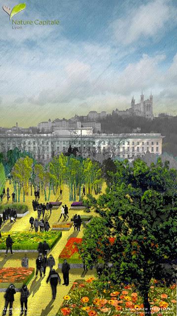 Nature capitale Lyon