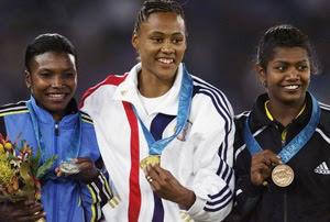 Image result for susanthika jayasinghe 200 meters final in 2000 olympics