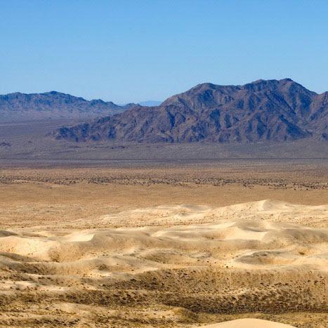 Le Dune del Deserto