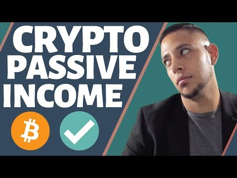 Top 3 Passive Income Ideas In Crypto | How To Earn $250 a Day!