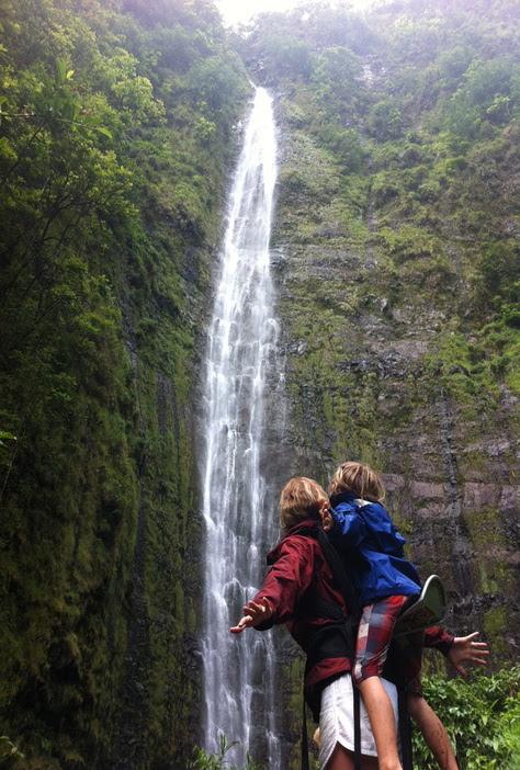 parenting, summer, hike, child carrier, toddler carrier, freeloader