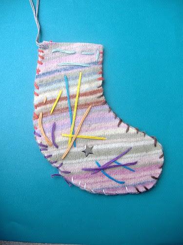 katies stocking