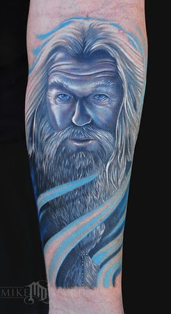 Wizard Tattoos on Wizard   Tattoos