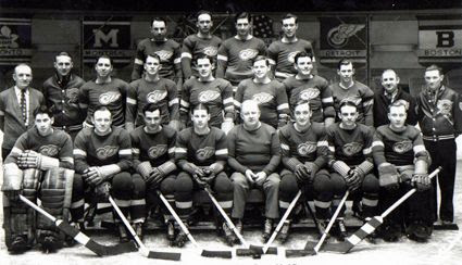 Detroit Red Wings 1937-38