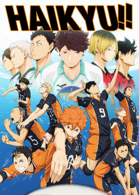 Haikyu!! - Season 1