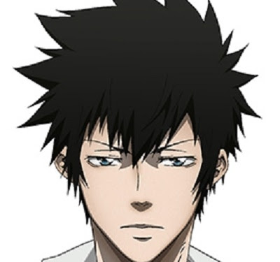 Psycho Pass Season 3 Kogami