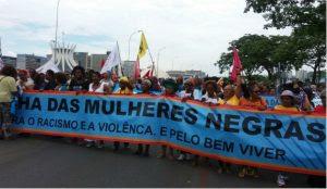 'Enquanto houver um negro sendo assassinado, estaremos lutando', diz ativista