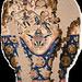 Fragment of legging 5th-6thc Coptic Egypt