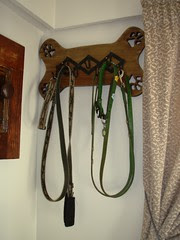 Kelly's Leash Hooks