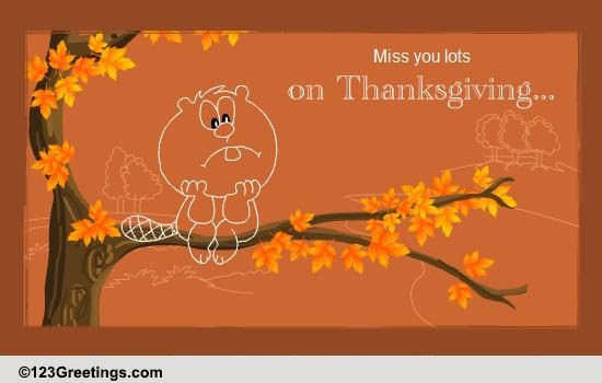 Missing You At Thanksgiving Quotes