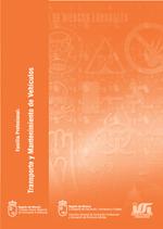 """Portada de """"Manual básico de prevención de riesgos laborales para la familia profesional Transporte y Mantenimiento de Vehículos"""""""