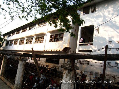 worn down primary school