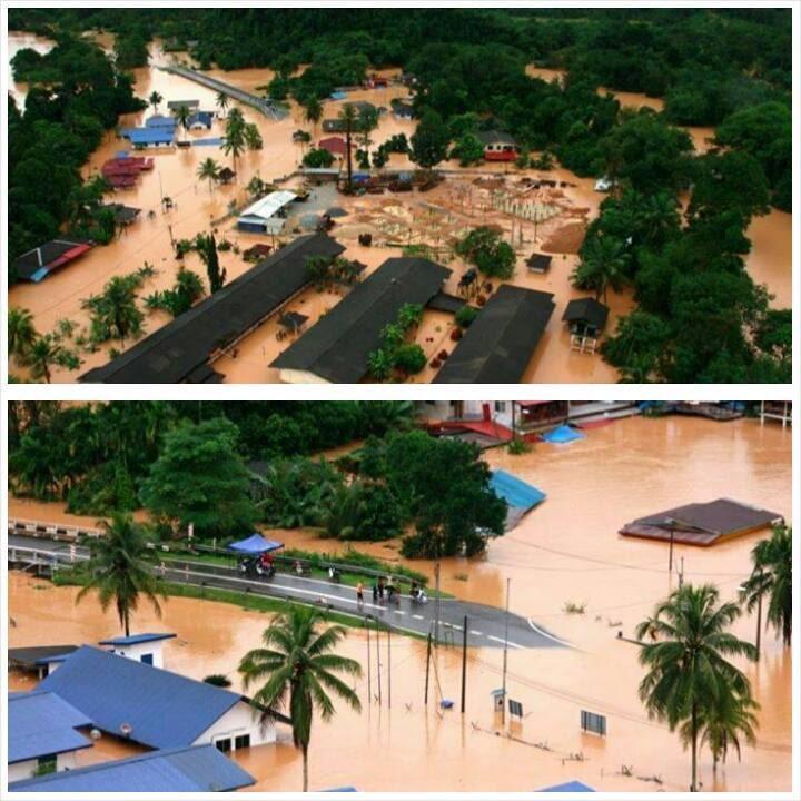 floods dungun malaysia