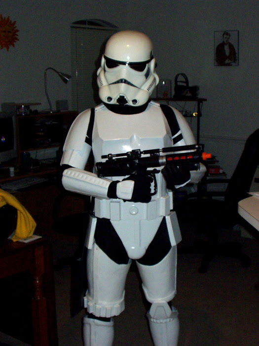 Stormtrooper Test Fit