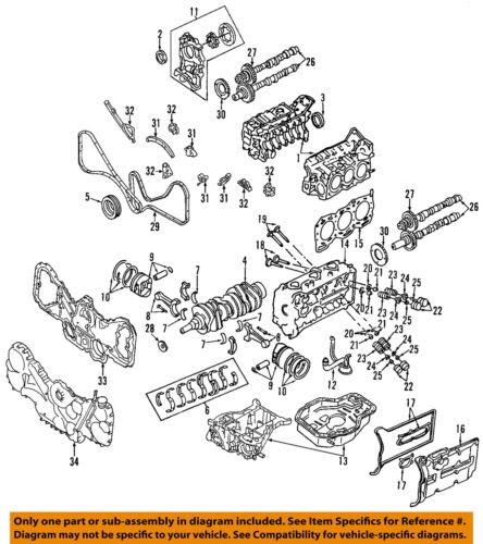 2006 Subaru Tribeca Engine Diagram