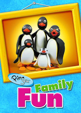 Pingu Family Tales