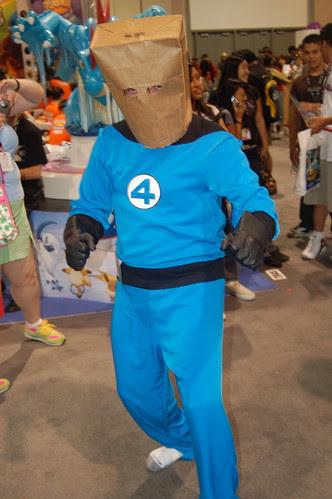Comic Con 2007: Spider Obscure