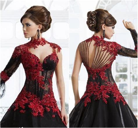 Classic Wedding Invitations   Halloween Wedding Dress