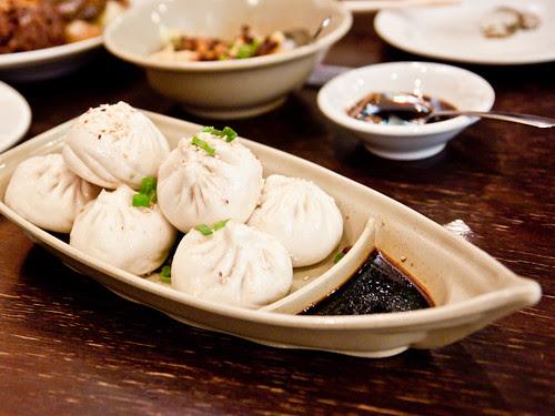Tiny fried dumplings