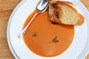 Rosemary-Butternut Bisque