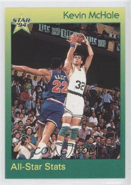 1993-94 Star #68 - Kevin McHale/All-Star Stats - Courtesy of COMC.com